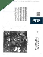 Cultivo de Hortalizas- Giaconi y Escaff