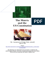 The Matrix and the US Constitution.pdf