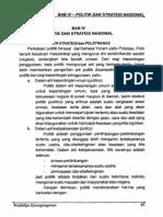 Bab4-Politik Dan Strategi Nasional