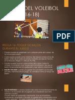 Reglas Del Voleibol