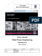 Manual Rittal Power Engineering 6.1