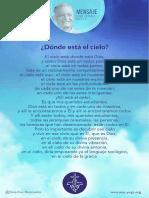 P. Dávila (Dónde Está El Cielo)
