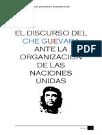 Che Guevara Ante La Onu
