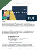 7 Cuentas de Twitter Para Estar Bien Informado en Exportaciones e Internacionalización - IContainers