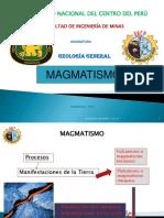 MINAS Magmatismo
