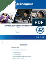 Metodología gestión por procesos.