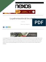 2014-07-01 La Pulerización de los Cárteles - Héctor de Mauleón - Nexos.pdf
