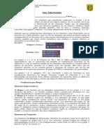 Guía Tabla Periódica.