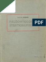 Termier & Termier - Paleontologie Stratigraphique