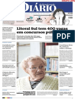 [BR] Diário do Litoral - Santos l SP (26.08.19)