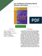 Pdfkul.com PDF Sabiston Textbook of Surgery Board Review Full 59dc3dc91723dd30ce296a41