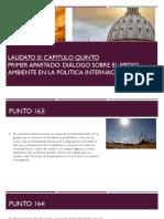 LAUDATO SI CAP 5 APARTADO 1.pptx