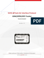 GV55 @Track Air Interface Protocol R7.02