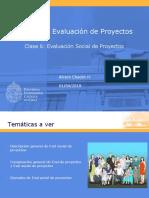 Evaluación de Proyectos Sociales UC