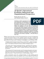 Al-Qaeda's Operational Evolution