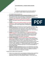 Resumen Sistemas Administrativos - Gilli cap 1 fce uba