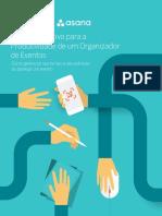 Guia Definitivo Para a Produtividade de Um Organizador de Eventos