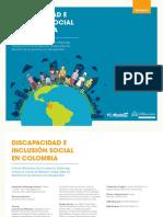 Discapacidad e Inclusión en Colombia