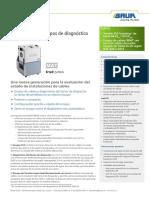 DS VLF Tester and Diagnostics Device Viola Viola TD BAUR Es-es