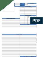 Anexo 3 - Template Da Folha de Processo