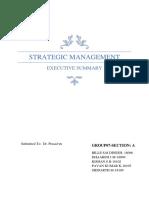 Executive Summary DHFL