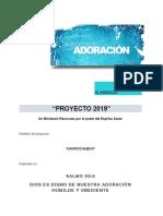 Proyecto Ministerio Alabanza.doc