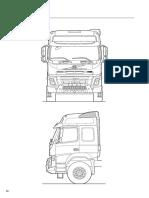 Volvo FMX Especificaciones Cabina ES