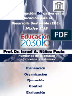 01 - Planeación Educativa. Generalidades