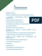 Bases de La Psicología Organizacional