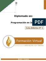 Módulo 2 - Guia Didactica Java
