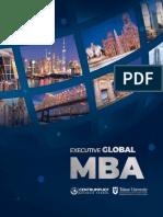 Brochure Global Mba 2019