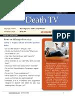 Death of TV - Intermediate - Std_tch