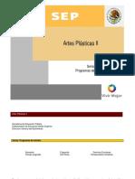 Artes Plasticas II