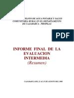Agua Potable y Salud Comunitaria Rural (Care Perú 2000)