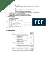 Estructura de extensión de calificación