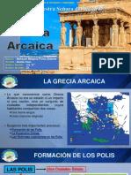 La Grecia Arcaica 2019