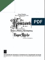 Konzert No.2 Eugen Reiche