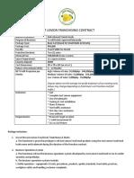 JustLemon-BASICCART-FranchisingContractGuidelines