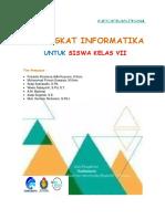 Buku Informatika Kelas Vii Smp