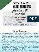 sos PILKADES gelombang III 2019.pptx