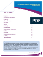 If Sch Csh Provincial Teacher Resource List