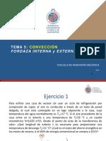 Problemas Convección Forzada_2019