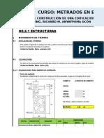 PLANTILLA GENERAL PARA EL CURSO DE METRADOS - ENE2018 (PARA DESARROLLAR EN CLASE).xlsx