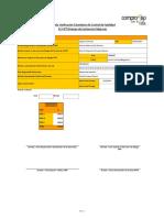 Lista Verificación ECF N°9