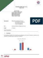 Informe Del Perfil Del Aula (1)
