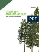 SFI StandardsandRules Web2015 2019