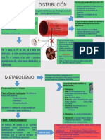 Distribución y Metabolismo