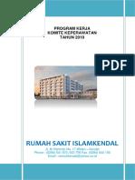 Program Kerja Komite Keperawatan Tahun 2019