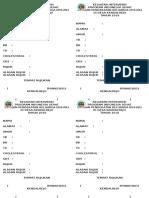 Form Rujuk PIS-PK