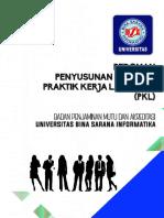 Pedoman pkl bsi 2019